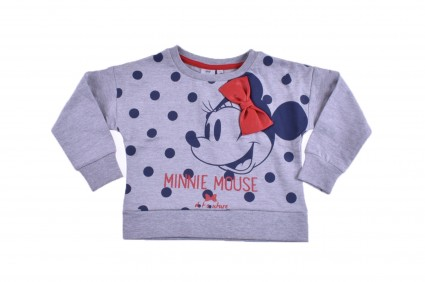 Minnie mouse long sleeve blouse blouse