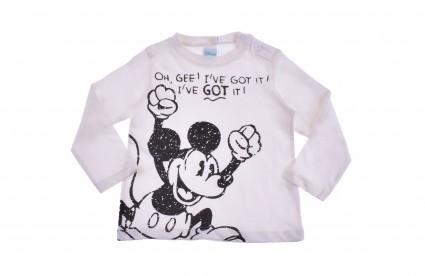 Блуза момче дълъг ръкав - Mickey Mouse