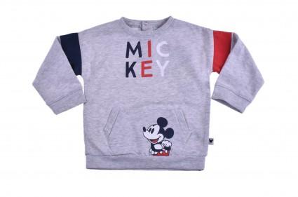 Блуза момче дълъг ръкав вата - Mickey Mouse