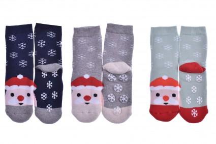 Christmas socks 12 pieces