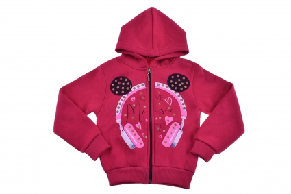 Sweetheart girl wool minnie mouse