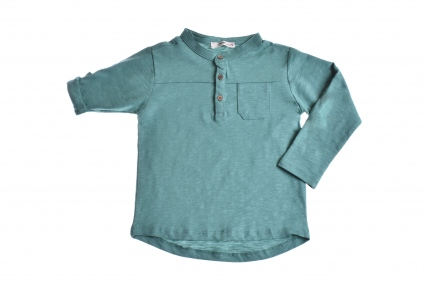 Blouse boy long sleeve