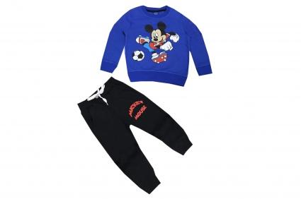 Комплект дълъг ръкав момче вата - Mickey Mouse