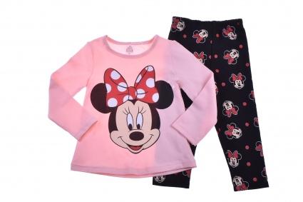 Комплект дълъг ръкав момиче - Minnie Mouse