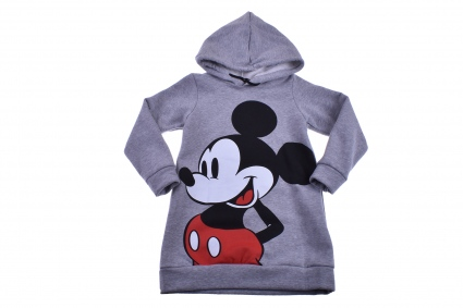 Blouse girl wad mickey mouse