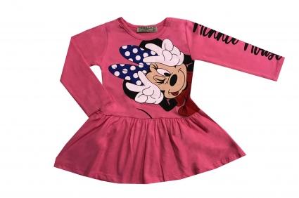 Minnie mouse long sleeve dress