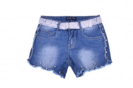 Girl`s denim pants