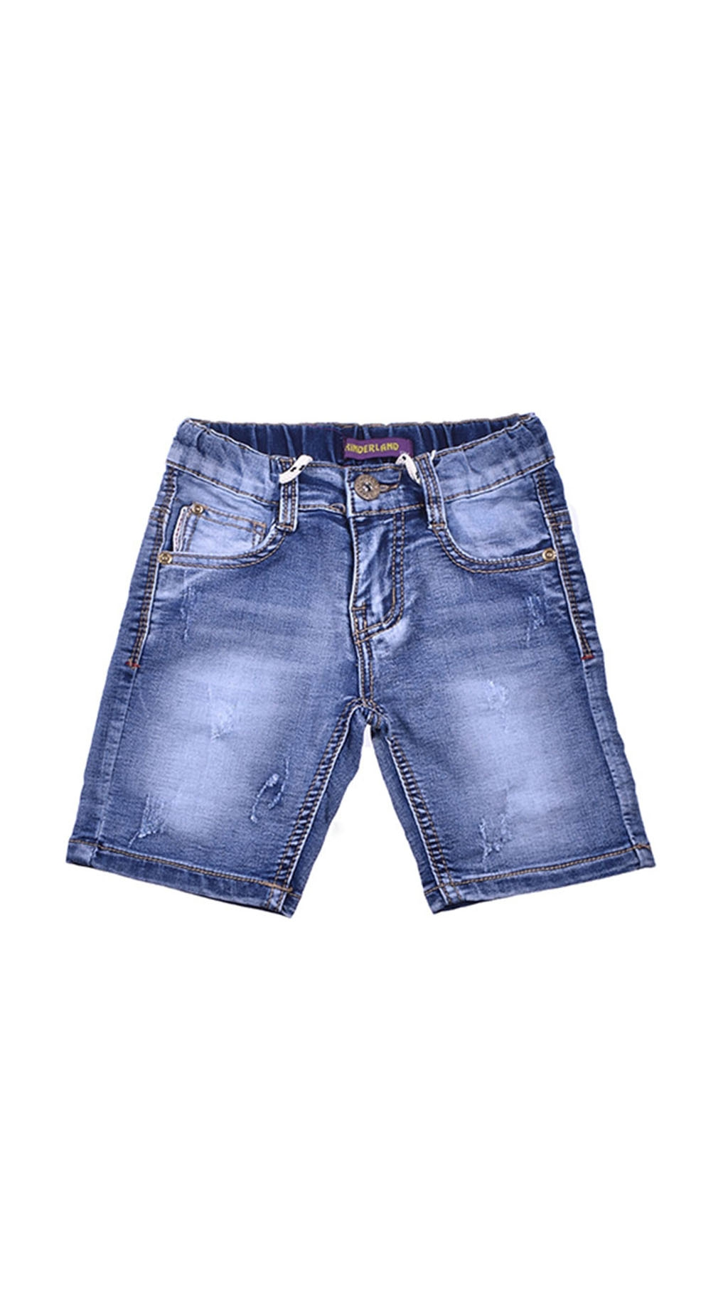 Бебешки Дънкови панталонки момче