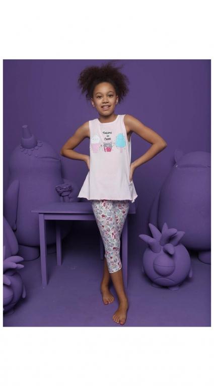 Пижама момиче Donella