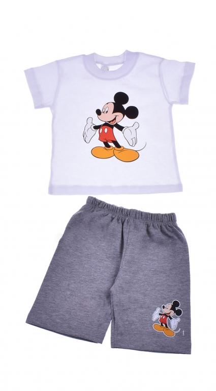 Mickey mouse short sleeve set