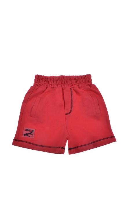Short pants boy