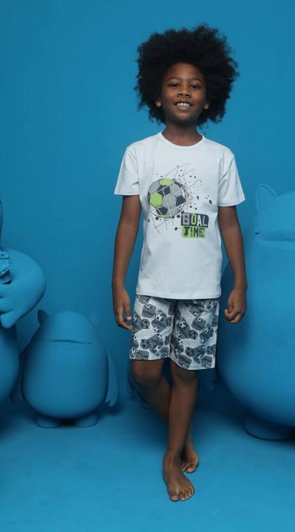 Пижама къс ръкав момче Donella