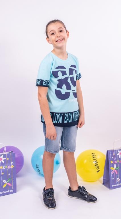 T-shirt boy