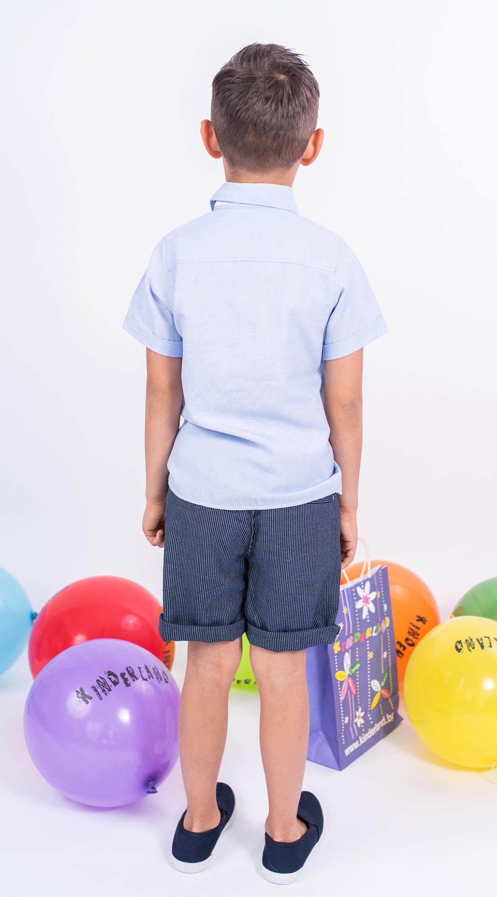 Риза к.р. за момче