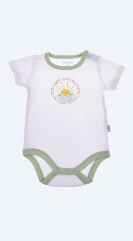 Bodysuit short sleeve boy