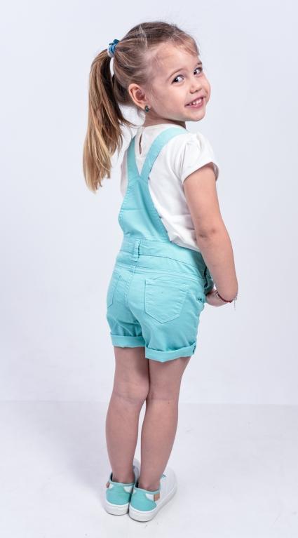 Jumpsuit girl