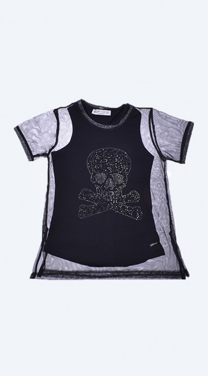 Top for girl 2 parts