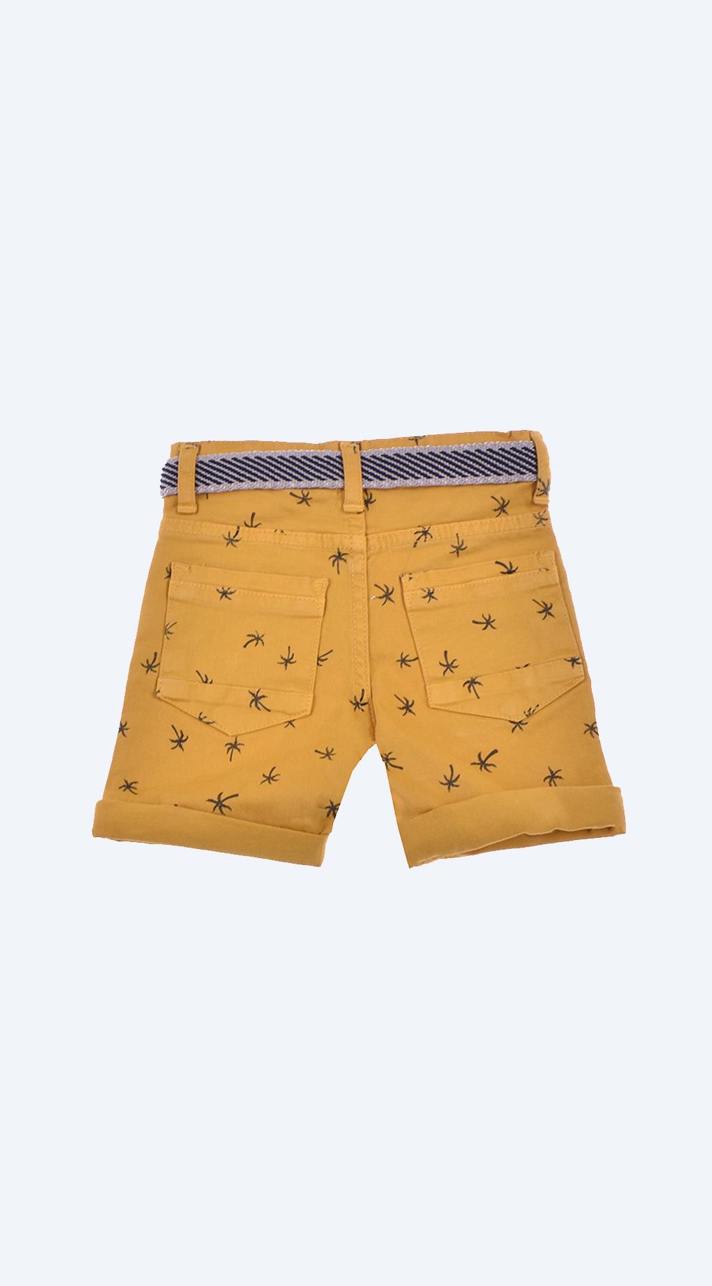 Къси панталонки момче - Palms