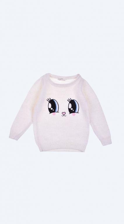 Пуловер момиче