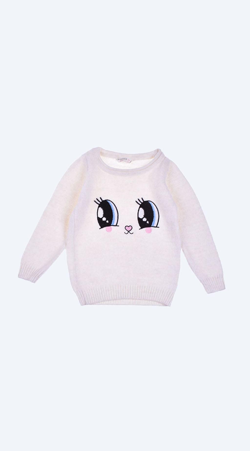Бебешки Пуловер момиче