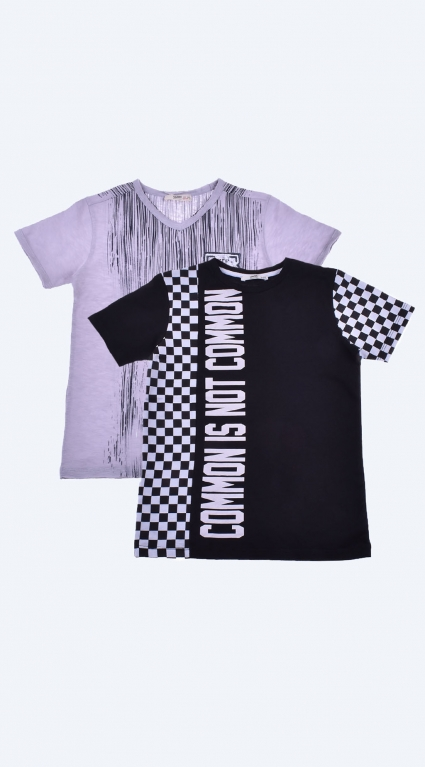 T-shirt for a boy 2 pieces