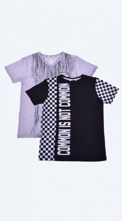 Тениска за момче Boys 2 броя