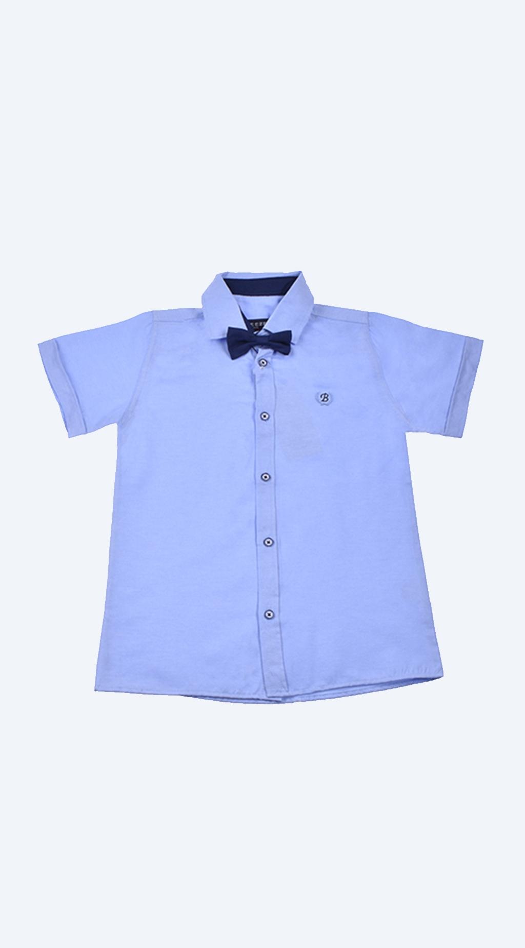 Детска Риза къс ръкав момче BTS