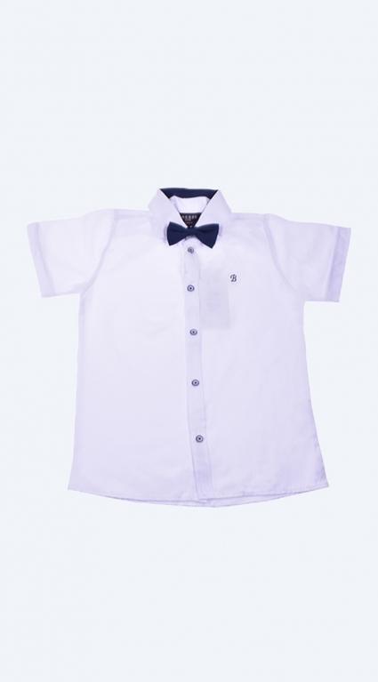 Риза къс ръкав момче BTS