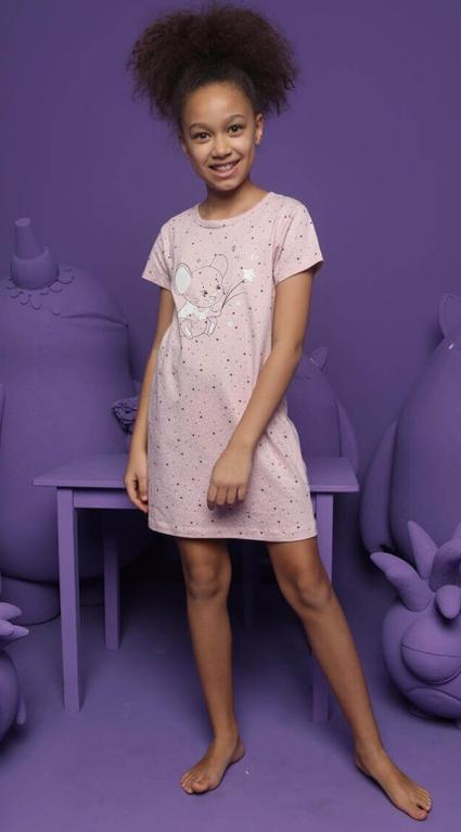 Short sleeve nightgown