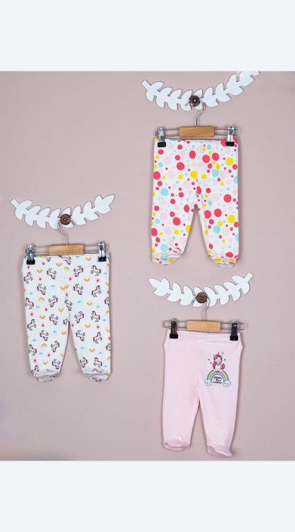 Ritanki girls 3 pieces baby girl
