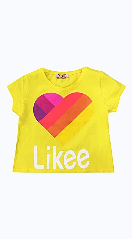 Tik tok like girl t shirt
