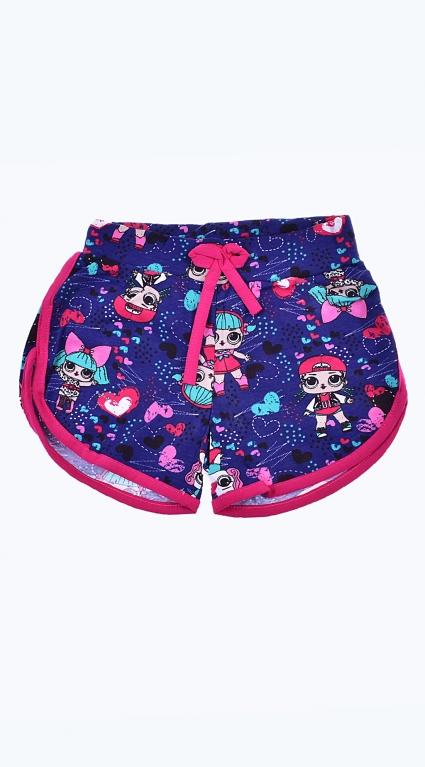 Girl shorts lol