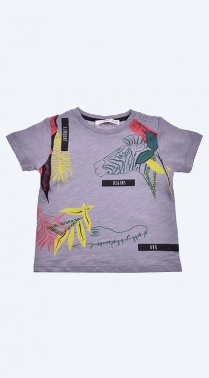Тениска момче - Palms