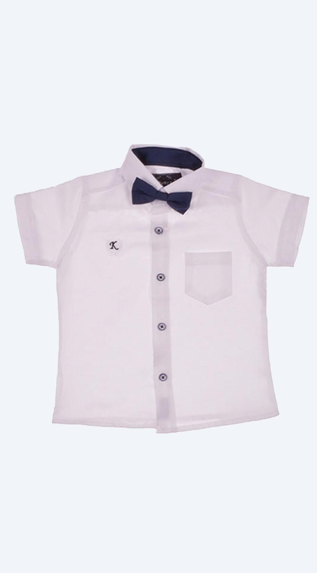 Shirt short sleeve baby boy