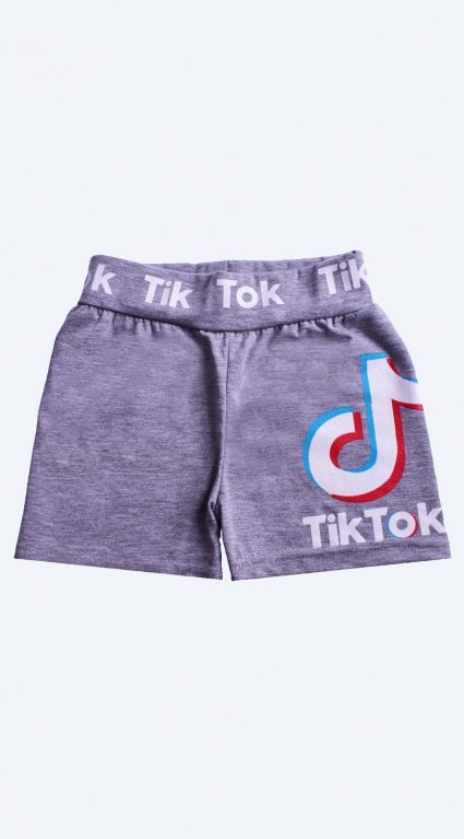 Tik tok likes girl shorts