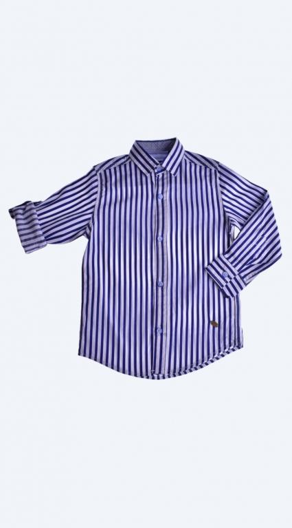 Риза момче дълъг ръкав BTS