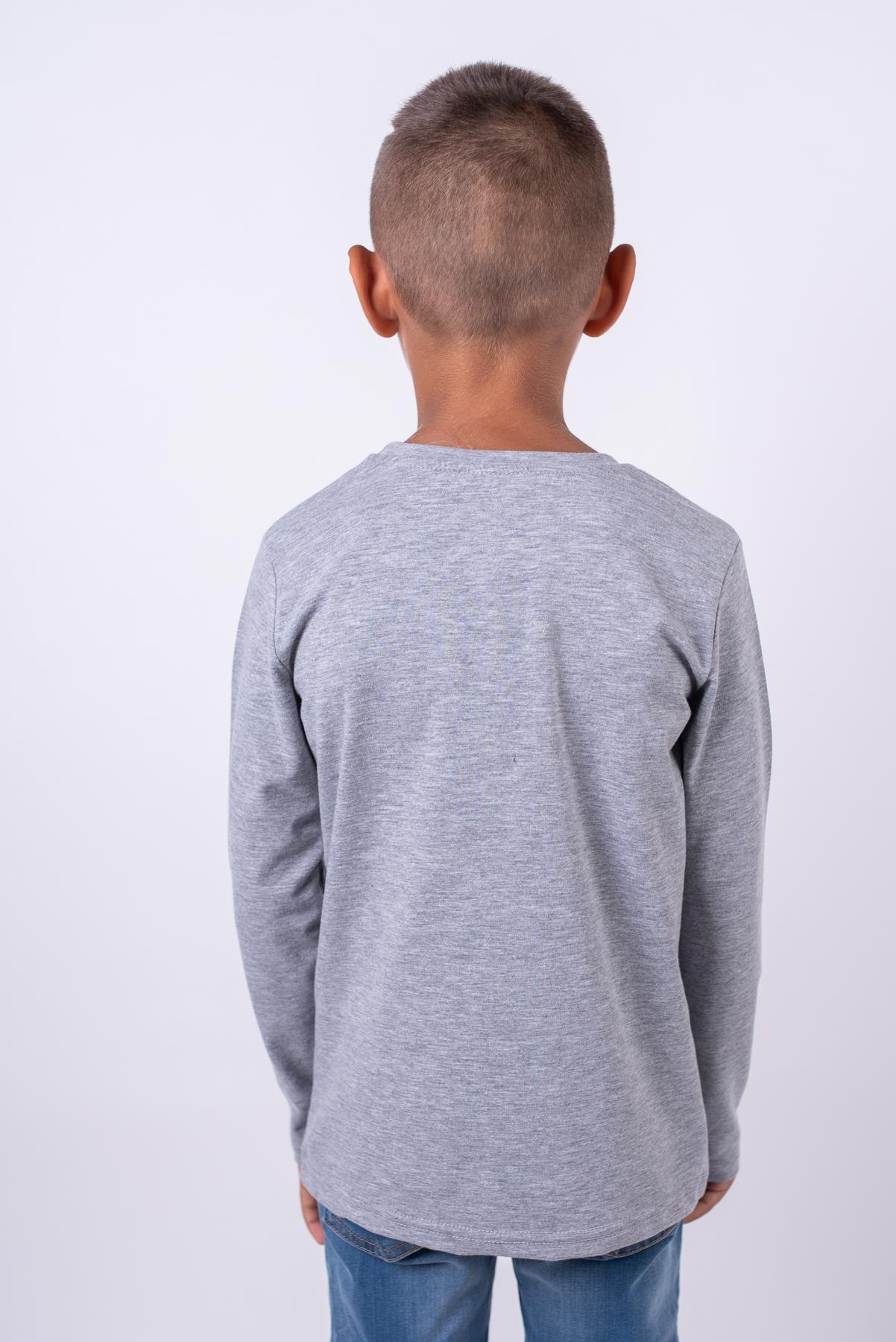 Blouse boy long sleeves