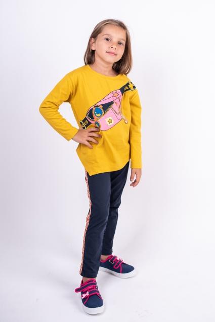 Girl long sleeve set