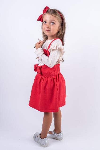 Set long sleeve girl