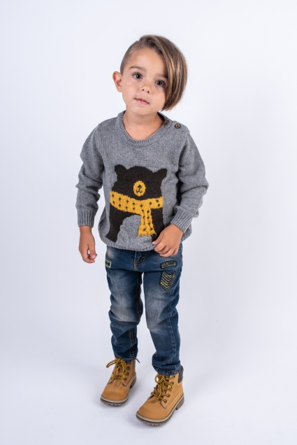 Пуловер момче