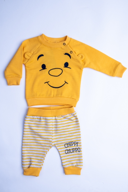 Baby boy long sleeve set