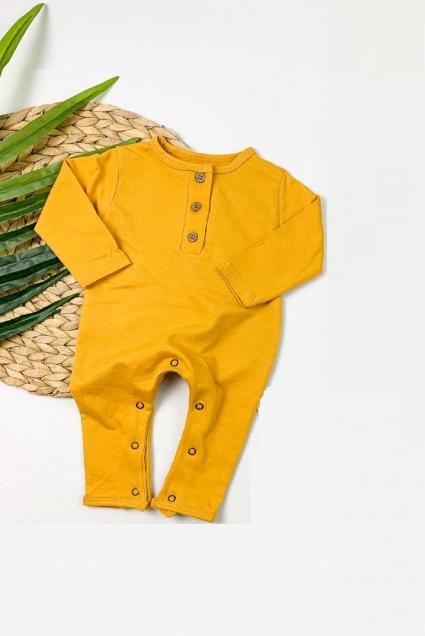 Overalls baby boy long sleeve