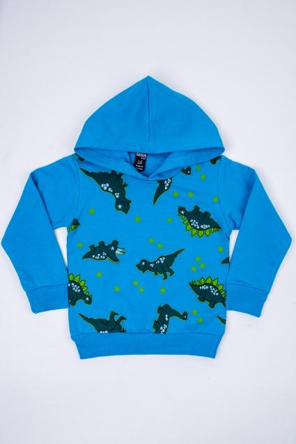 Sweatshirt boy light cotton