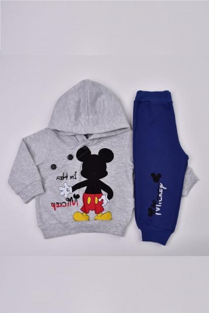 Комплект момче дълъг ръкав Mickey