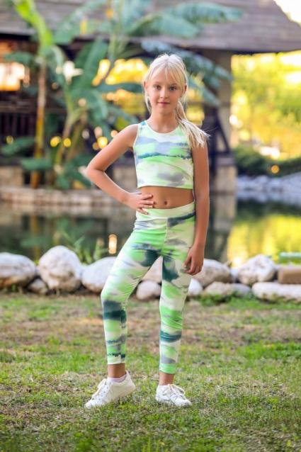 Sports kit girl