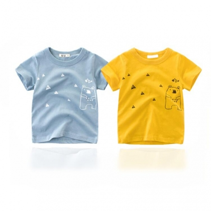 Тениска момче 2 броя