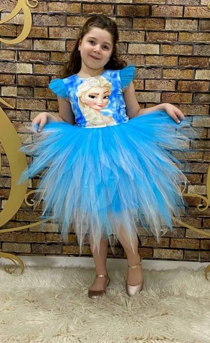 Barbie short sleeve dress
