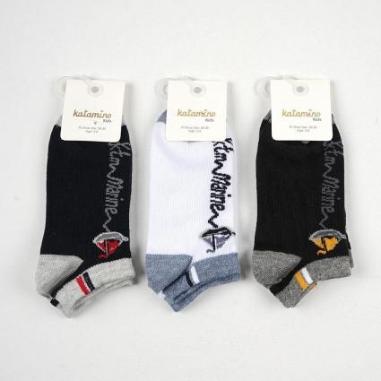 Чорапи момче 3 броя