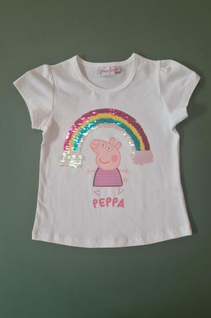 T-shirt girl peppa pig