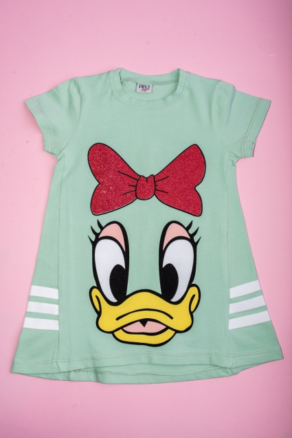 Daisy short sleeve dress